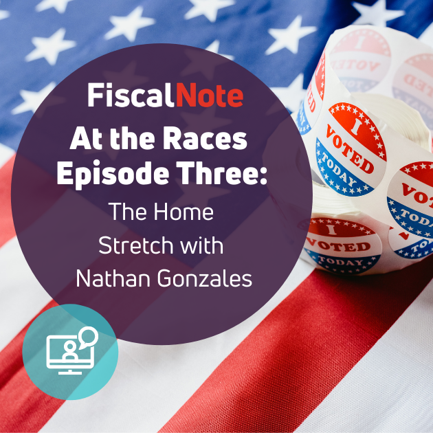 On Demand At The Races Episode Three The Home Stretch Fiscalnote