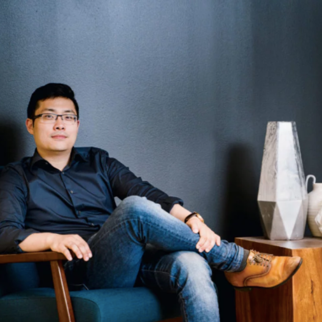 Tim Hwang in Washingtonian Magazine