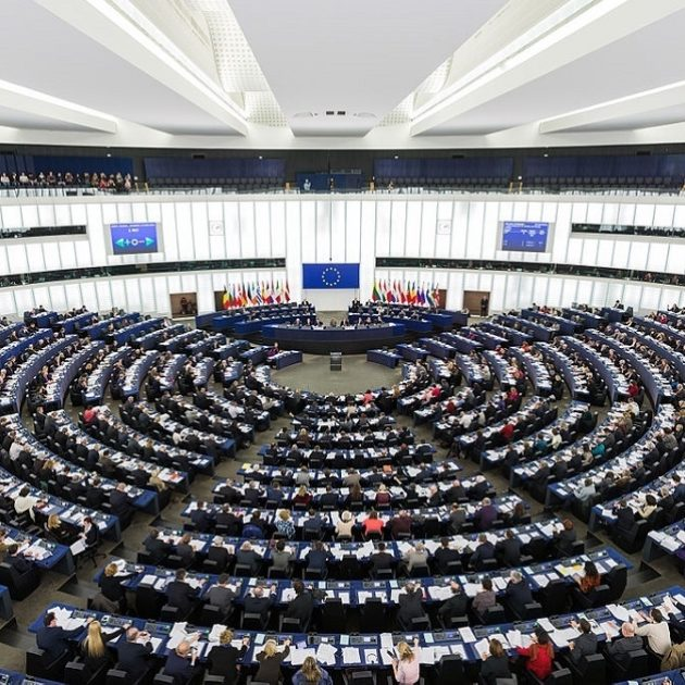 EU Parliament Picture